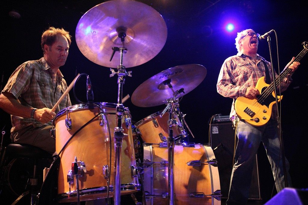 Mike Watt & The Jom and Terry Show